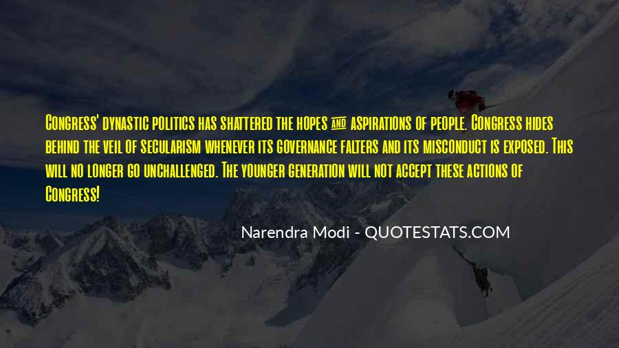 Quotes On Dynastic Politics #85025