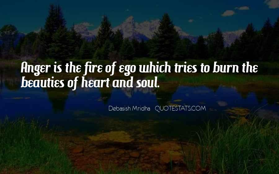 Quotes On Ego And Anger #1367153