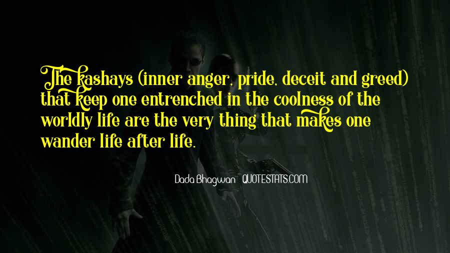 Quotes On Ego And Anger #1522716