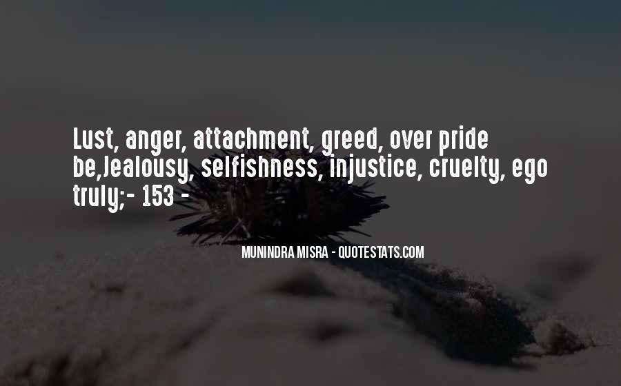 Quotes On Ego And Anger #1599493