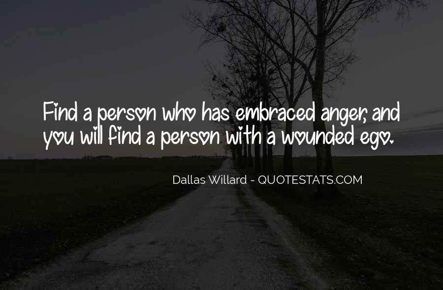 Quotes On Ego And Anger #241303