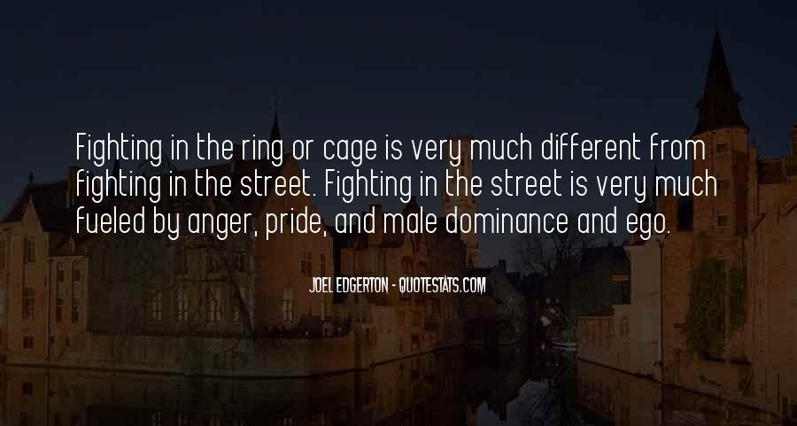 Quotes On Ego And Anger #876999