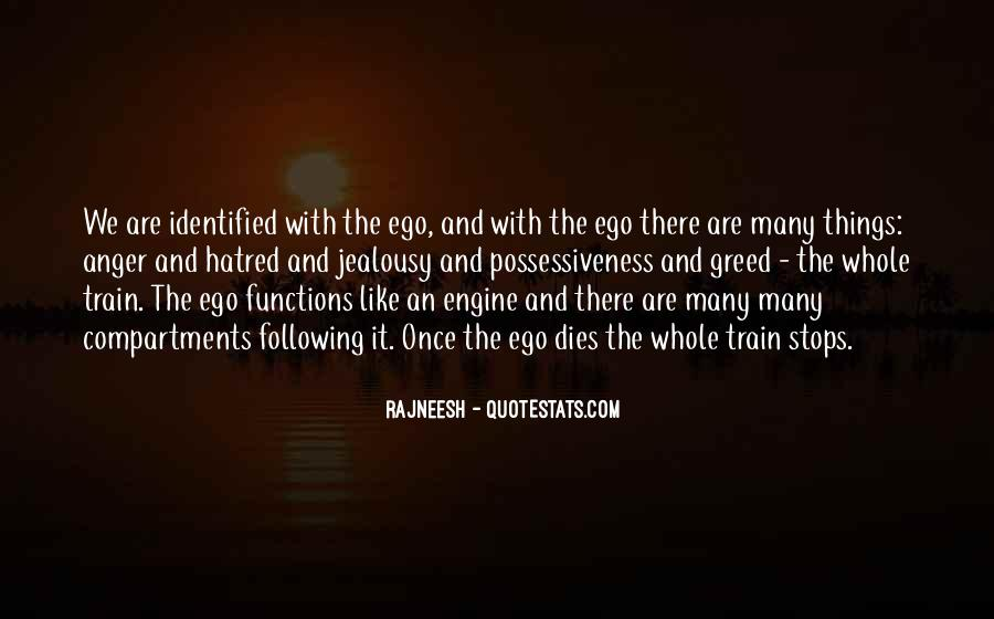 Quotes On Ego And Anger #902423