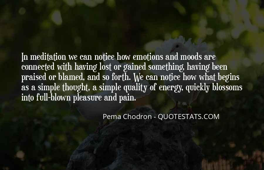 Quotes On Emotions And Moods #900710