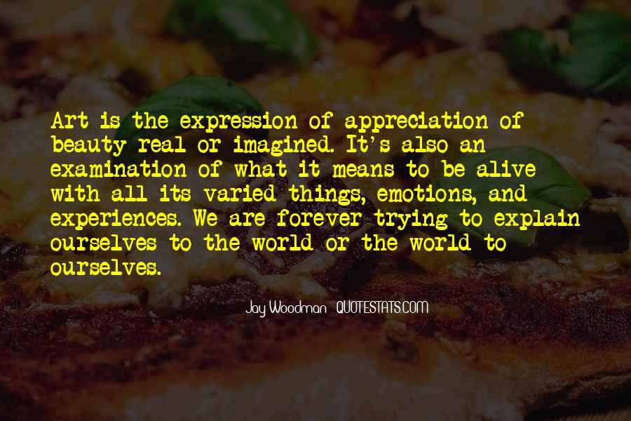 Quotes On Emotions Expression #1509350
