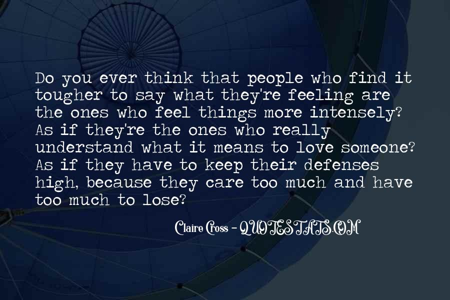 Quotes On Emotions Expression #1837921