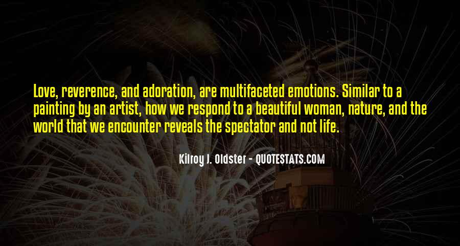 Quotes On Emotions Expression #1849406