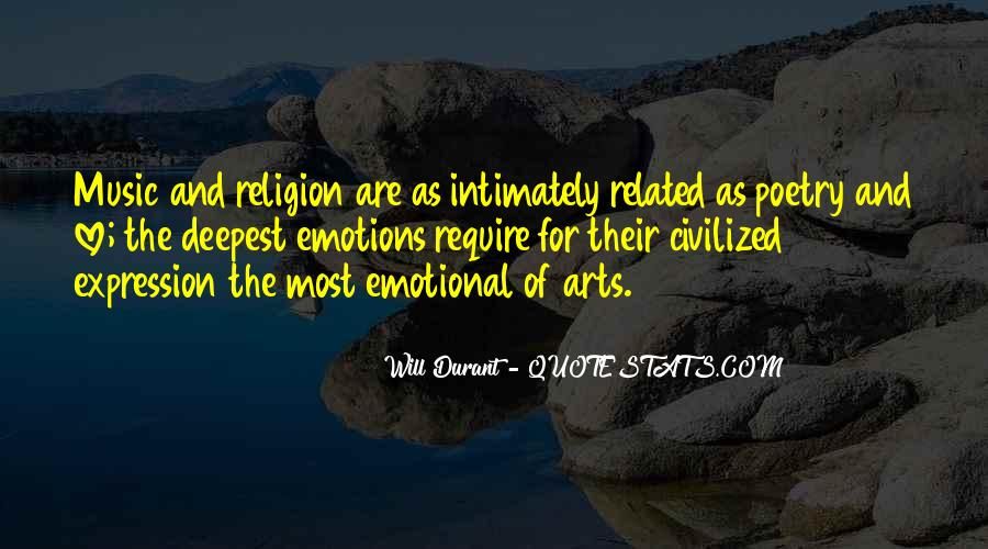 Quotes On Emotions Expression #292164