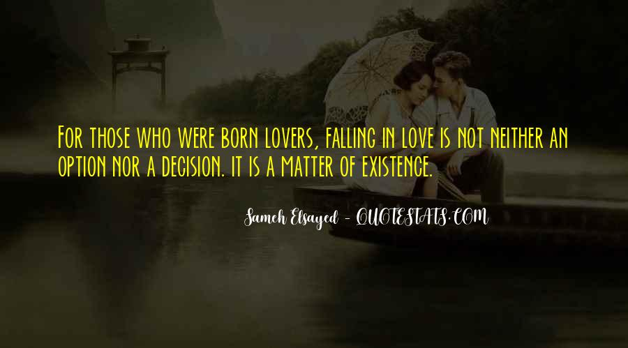 Quotes On Experience Of Love #116686