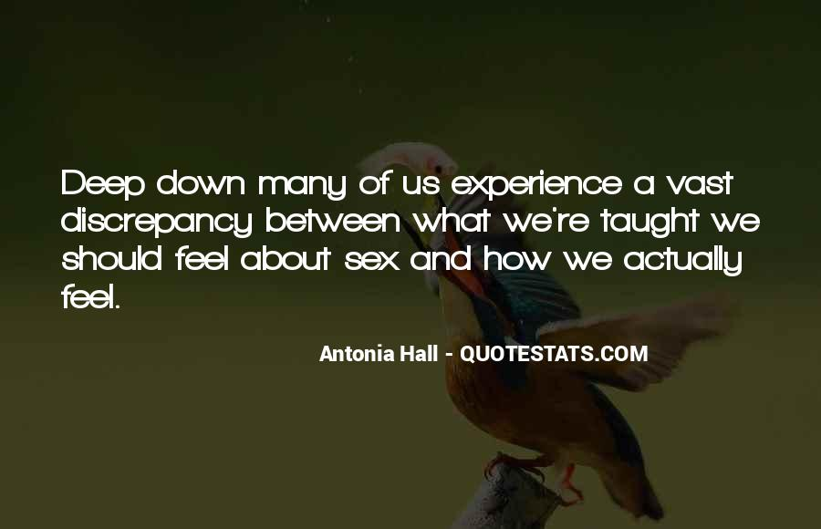 Quotes On Experience Of Love #127801