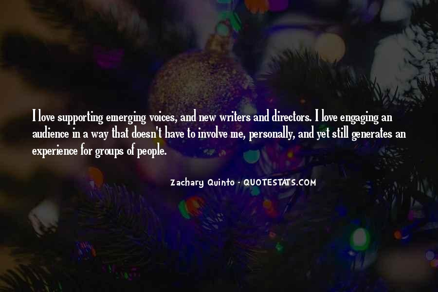 Quotes On Experience Of Love #212559