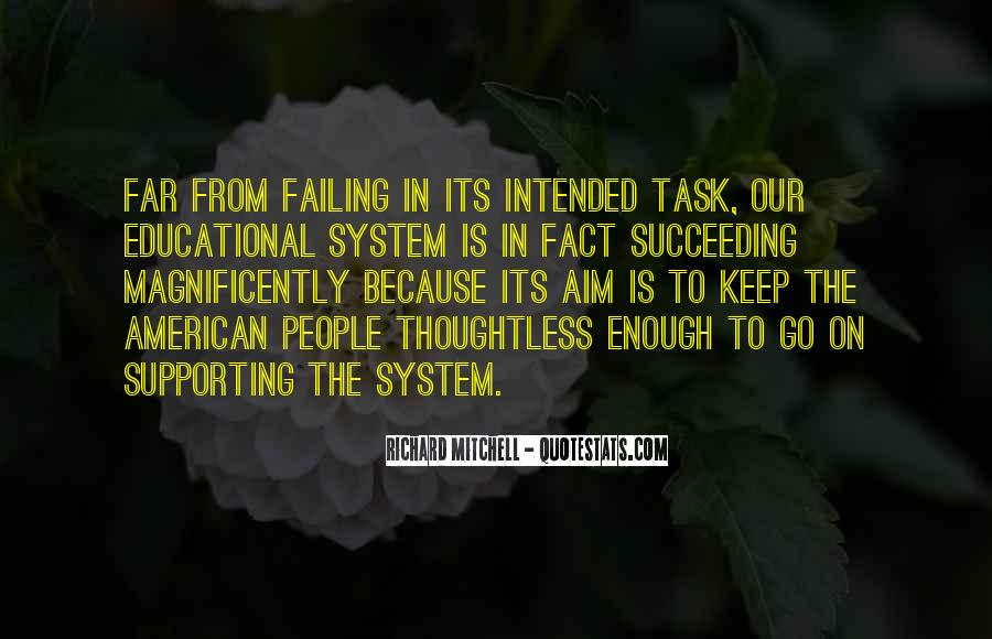 Quotes On Failing Education System #753283