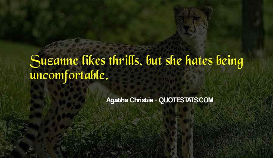 Quotes About Thrills #1069085