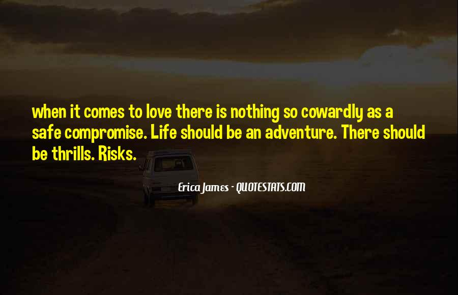 Quotes About Thrills #168693