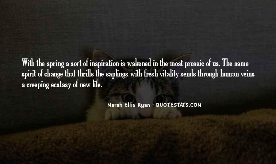Quotes About Thrills #520144