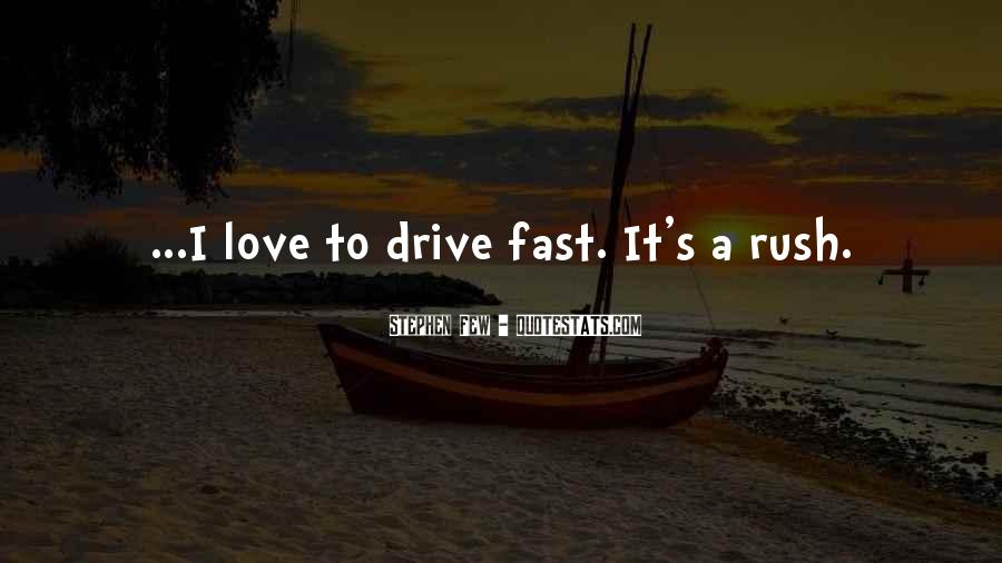 Quotes About Thrills #651362