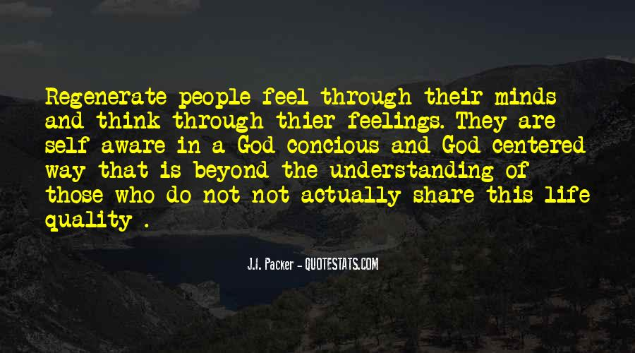 Quotes On Feelings And Understanding #1031193
