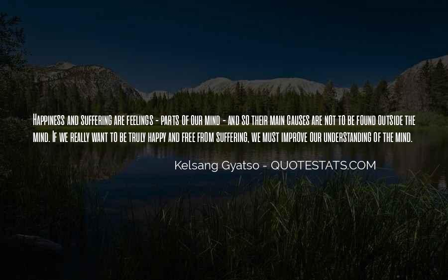 Quotes On Feelings And Understanding #1209338
