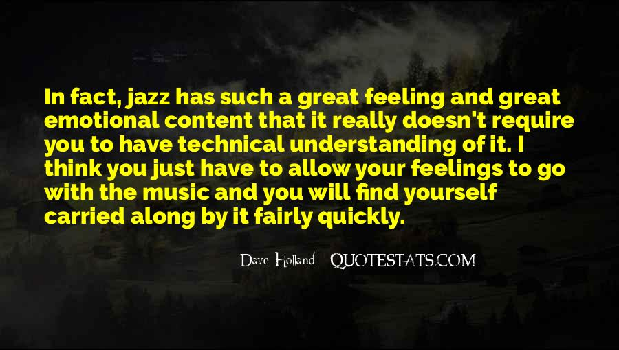 Quotes On Feelings And Understanding #1667361