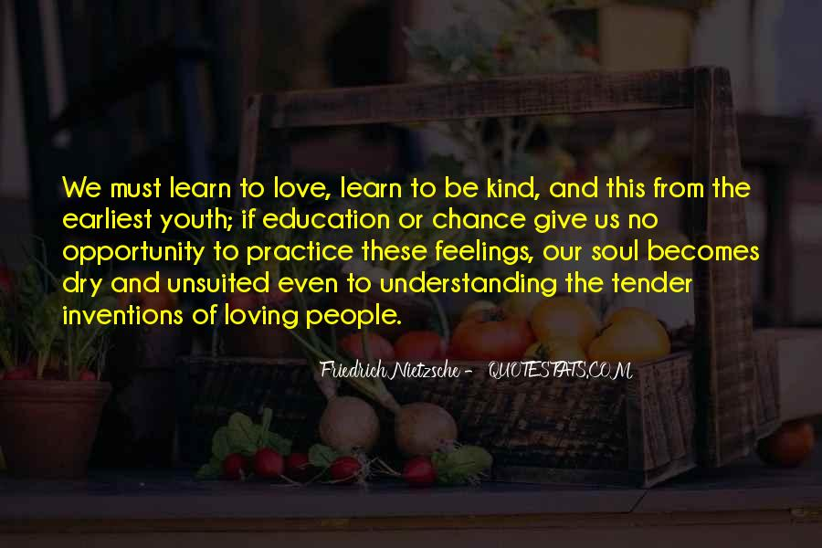 Quotes On Feelings And Understanding #183299