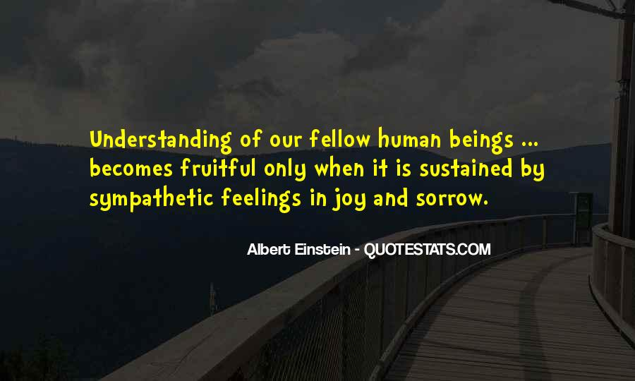 Quotes On Feelings And Understanding #523339