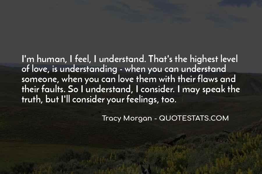Quotes On Feelings And Understanding #607442