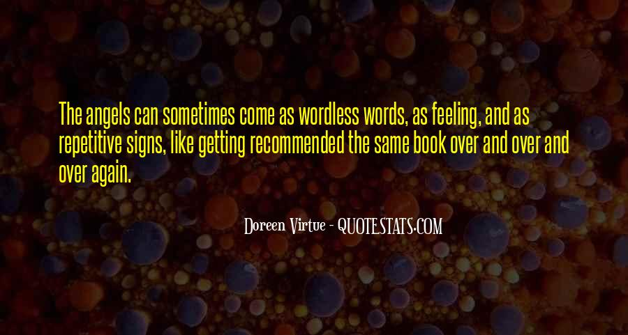 Quotes On Feelings And Words #985438