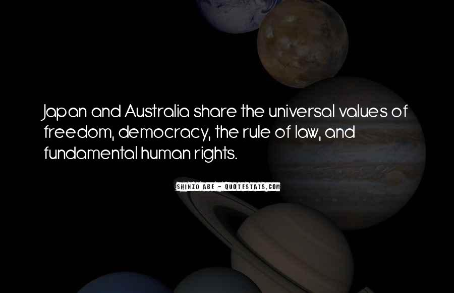 Quotes On Fundamental Human Rights #1028853