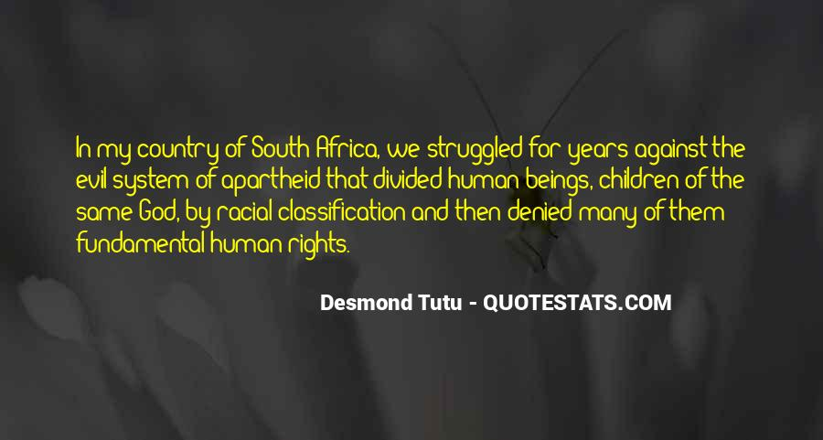 Quotes On Fundamental Human Rights #1211250