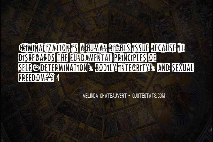 Quotes On Fundamental Human Rights #1540135