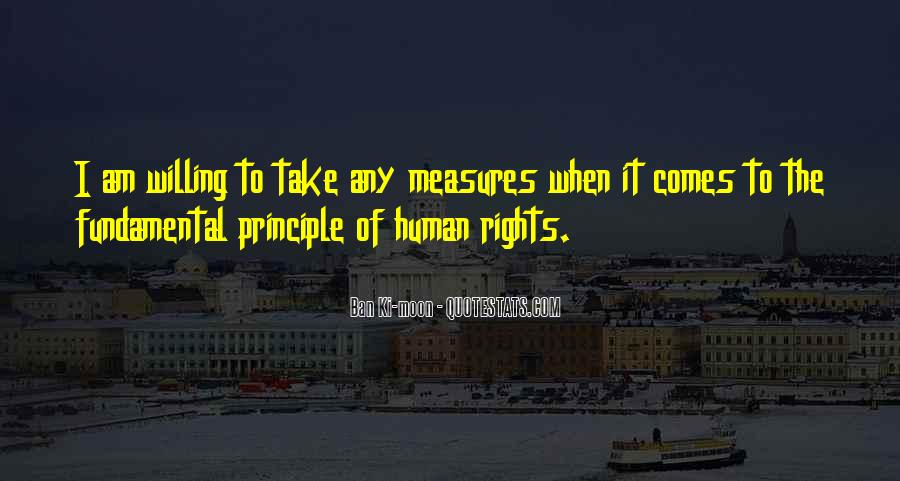 Quotes On Fundamental Human Rights #1629028