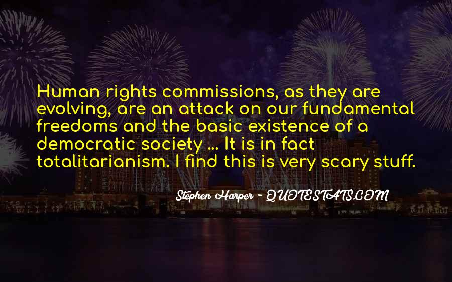 Quotes On Fundamental Human Rights #174462