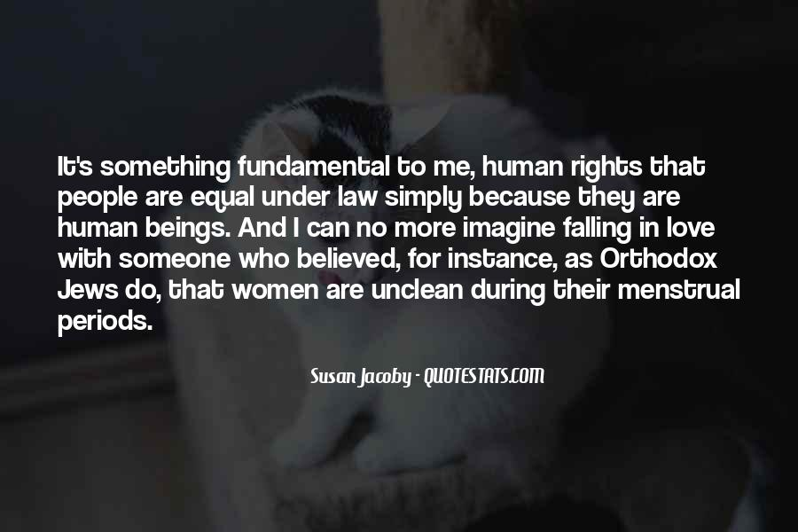 Quotes On Fundamental Human Rights #634249