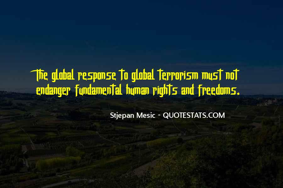 Quotes On Fundamental Human Rights #893850