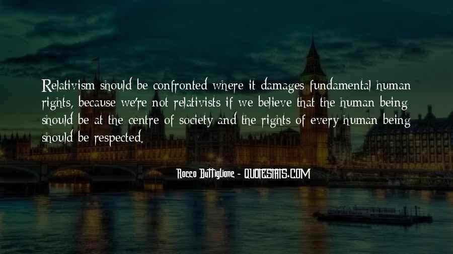 Quotes On Fundamental Human Rights #997411