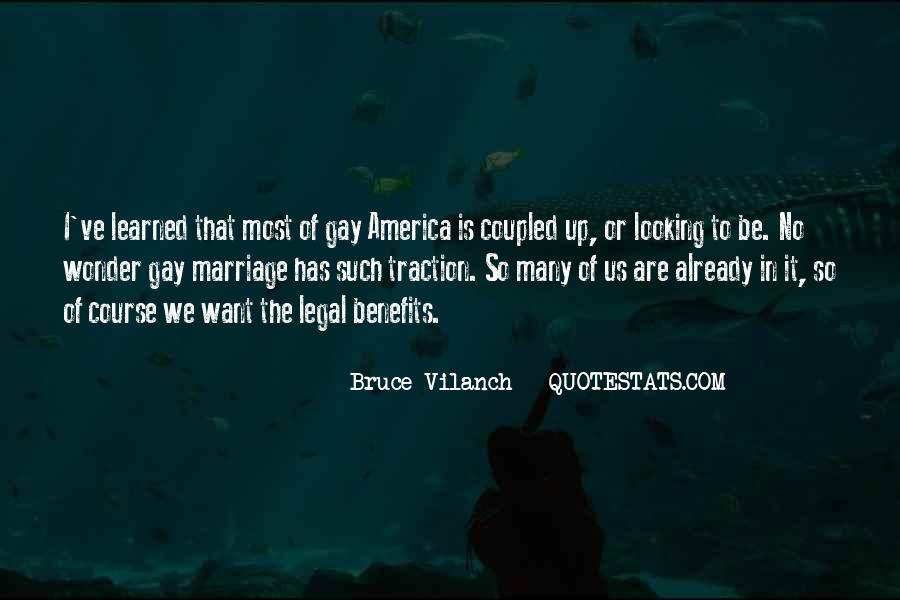 Quotes On Gay Marriage Con #129055