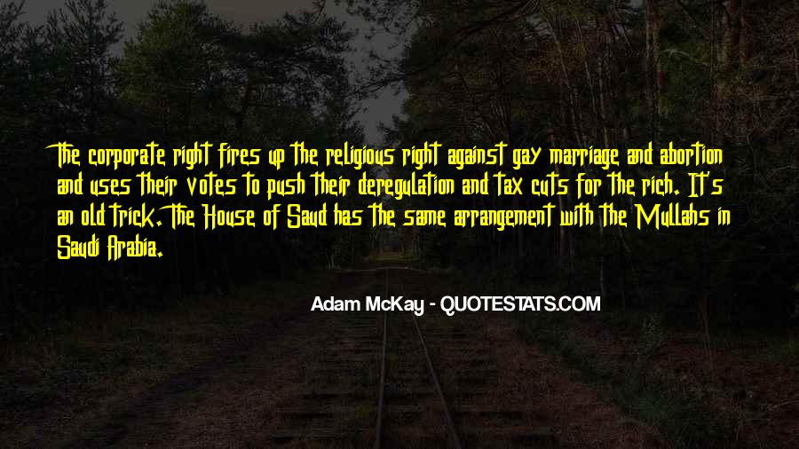 Quotes On Gay Marriage Con #144802