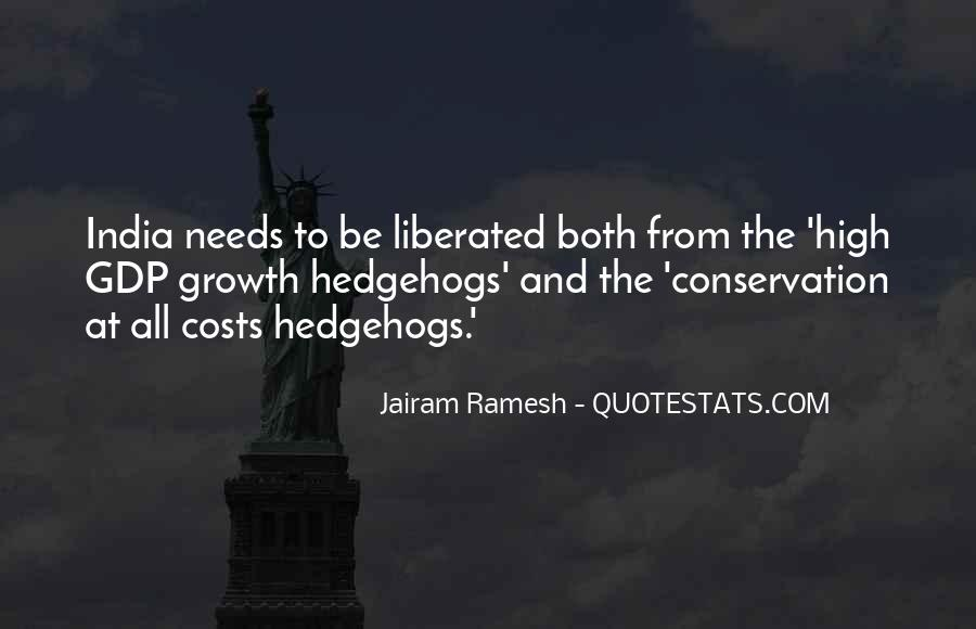 Quotes On Gdp Growth #725889