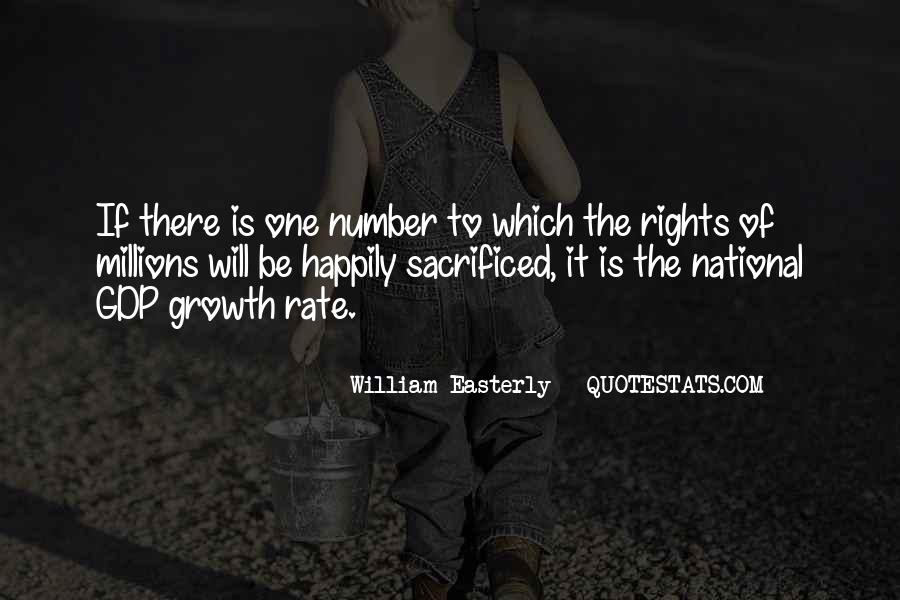 Quotes On Gdp Growth #765181