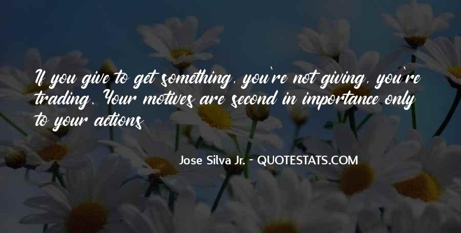 Quotes On Giving Someone Importance #41329