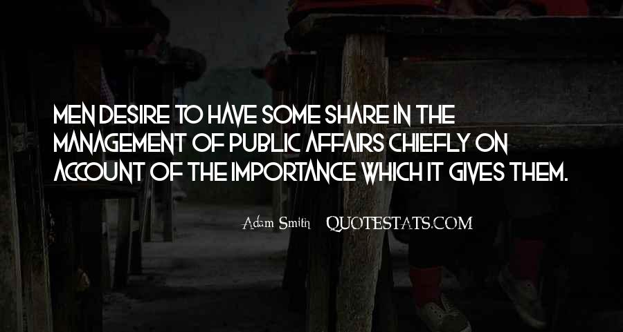Quotes On Giving Someone Importance #491717