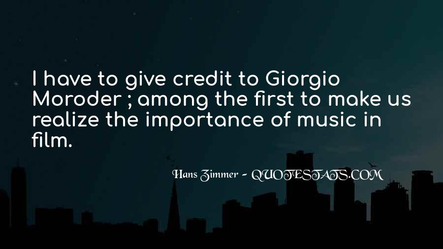 Quotes On Giving Someone Importance #499111