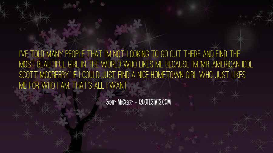 Quotes On Going Hometown #114028