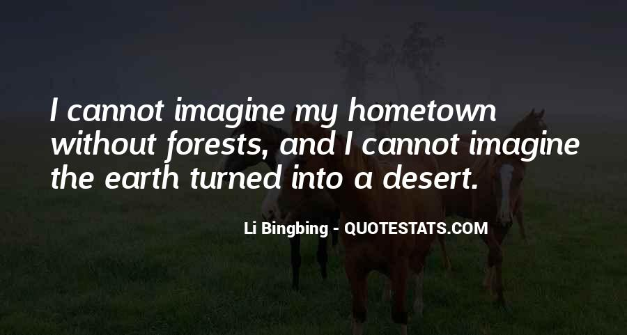 Quotes On Going Hometown #199857