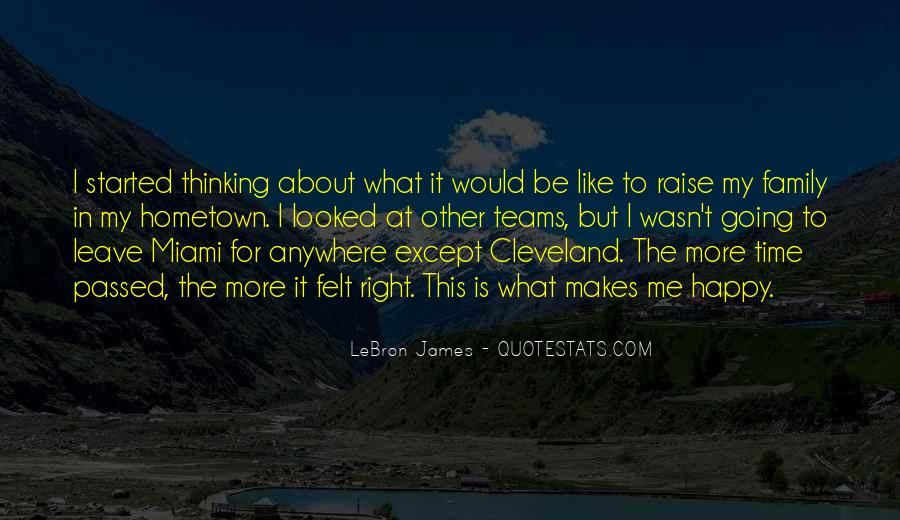 Quotes On Going Hometown #635810