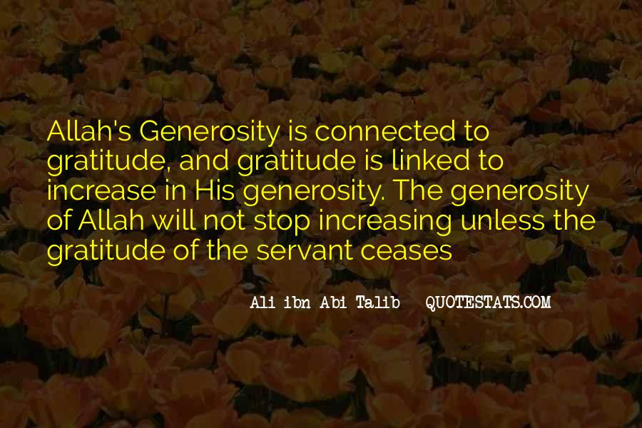 Quotes On Gratitude To Allah #975967