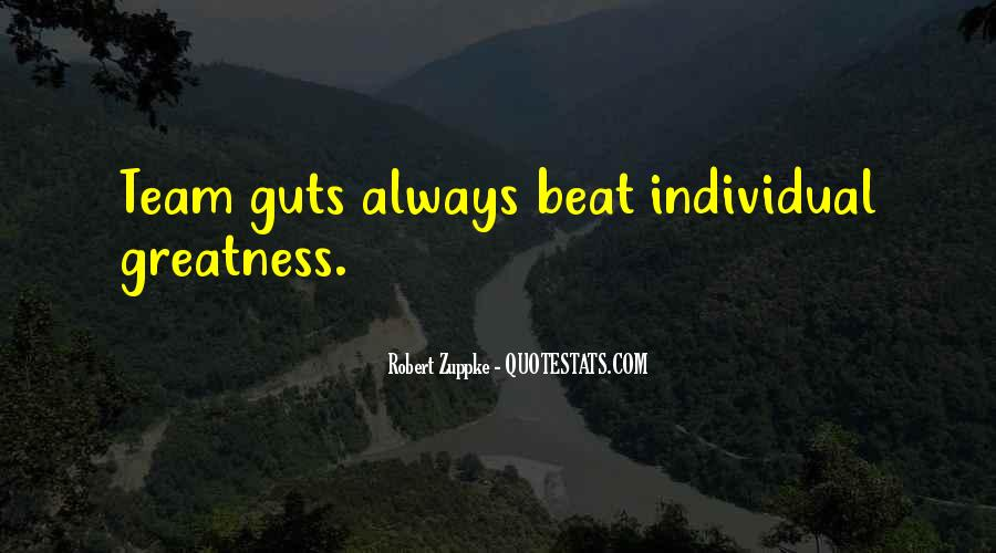 Quotes On Greatness Sports #1481077