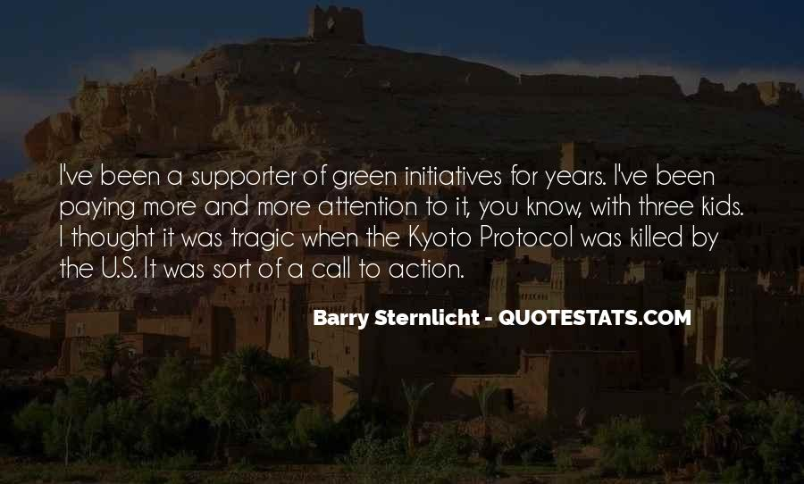 Quotes On Green Initiatives #225762