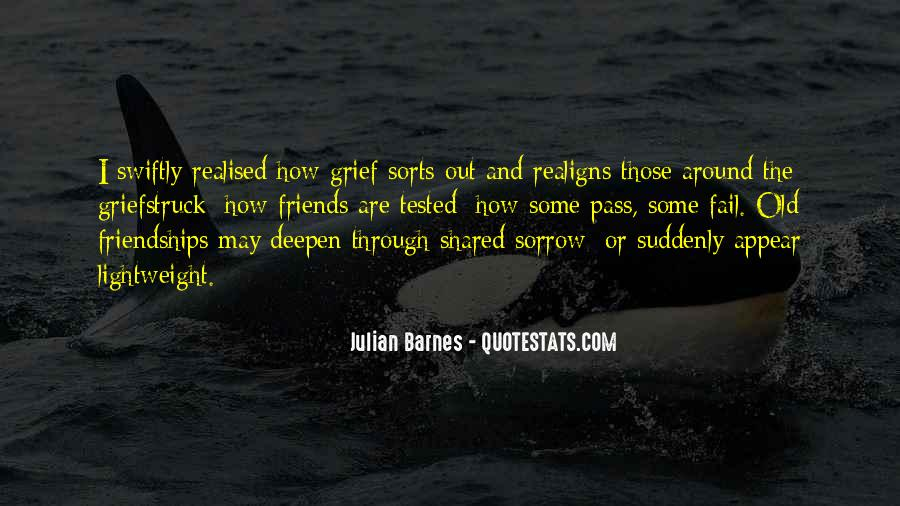 Quotes On Grief And Sorrow #1015017