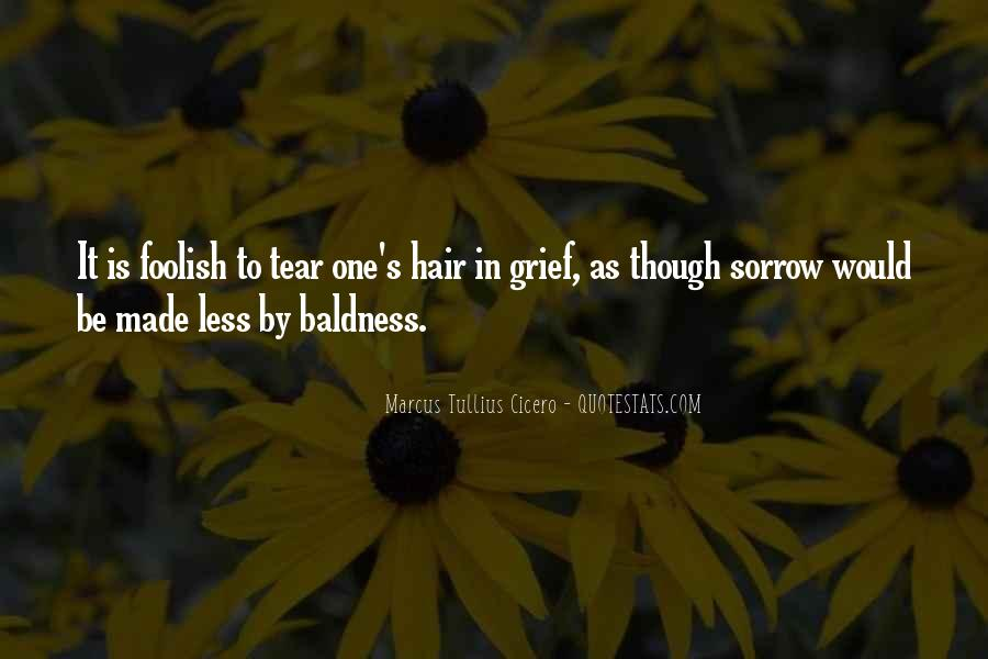 Quotes On Grief And Sorrow #1131710